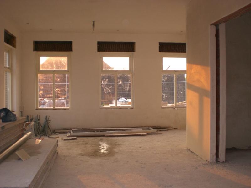 Verbouwing - Bouwbedrijf de Vos