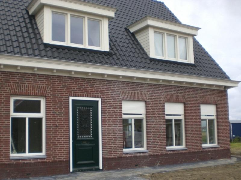 Nieuwbouw - Bouwbedrijf de Vos