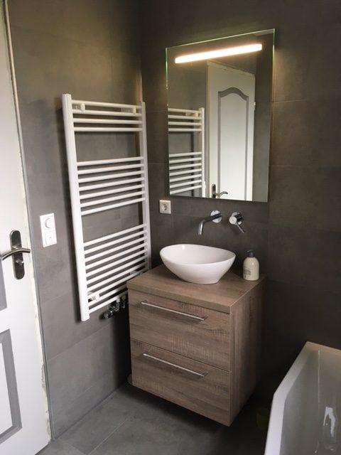Verbouwen badkamer Stavenisse